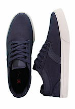 DC - Merge TX Navy/Lite Grey - Shoes