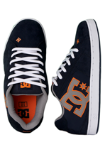 DC - Net DC Navy/Citrus - Shoes