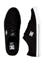 DC - Pure Zero TX Black/White - Shoes