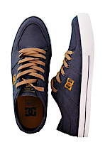 DC - Pure Zero TX Navy - Shoes