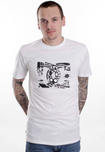 DC - Scantastic White - T-Shirt