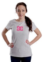 DC - Star Grey Heather - Girly