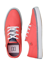 DC - Studio LTZ Hot Coral - Girl Shoes