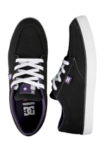 DC - Teak S Black/White - Shoes