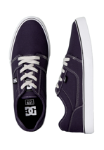 DC - Tonik TX Dark Purple/White - Shoes