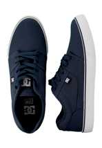 DC - Tonik TX DC Navy/White - Shoes