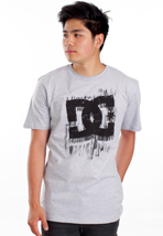 DC - Wolfen Heather Grey - T-Shirt