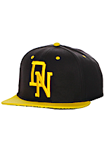 Deez Nuts - Bandana Black/Yellow - Cap