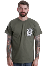 Deez Nuts - Bomb Military Green - T-Shirt