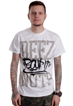 Deez Nuts - Bout It White - T-Shirt