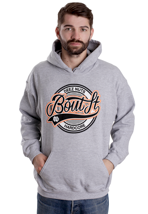 Deez Nuts - Bout It Circle Sportsgrey - Hoodie