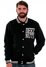 Deez Nuts - Crown - College Jacket