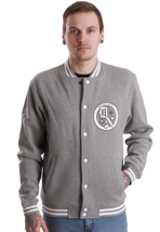 Deez Nuts - Popular Demand Sportsgrey - College Jacket