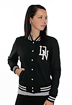 Deez Nuts - Shield - Girl College Jacket