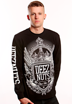 Deez Nuts - Shield - Longsleeve