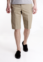 "Dickies - 13"" Slim Fit Work Sand - Shorts"