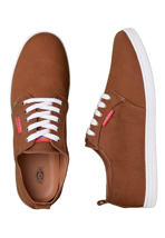 Dickies - Durin Canvas Cognac - Shoes