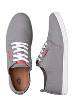 Dickies - Durin Canvas Grey - Shoes