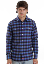 Dickies - Freeport Purple - Hemd