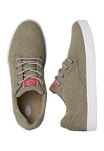 Dickies - Iron Lo Canvas Khaki - Shoes