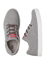 Dickies - Iron Lo Canvas Light Grey - Shoes