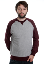 Dickies - Kansas Maroon - Sweater