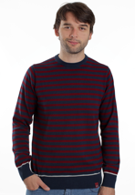 Dickies - Lemoore English Red - Sweater