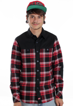 Dickies - Oklahoma English Red - Hemd