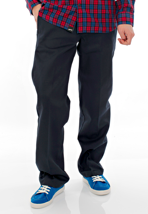 Dickies - Slim Straight Work 873 Dark Navy - Pants