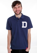 Dickies - Tanner Navy Blue - Polo