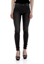 Dr. Denim - Plenty Black Dark Antique - Jeggings
