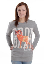 Drop Dead - Billy Grey - Girl Sweater