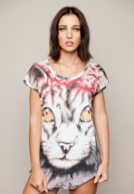 Drop Dead - Cat Child Multicolored - Girly