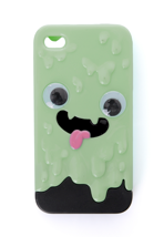 Drop Dead - Doriburu Green - iPhone 4/4S Case