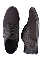 Drop Dead - The Foxhound Black/Grey - Shoes