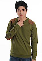 Drop Dead - Luxe Green - Sweater
