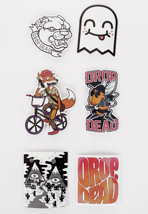 Drop Dead - Panther - Sticker Pack
