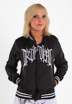 Drop Dead - Ritual - Girl College Jacket