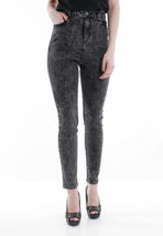 Drop Dead - Signature Mark II Acid Wash - Girl Jeans