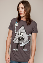 Drop Dead - Throw Your Diamonds In The Sky Grey - T-Shirt