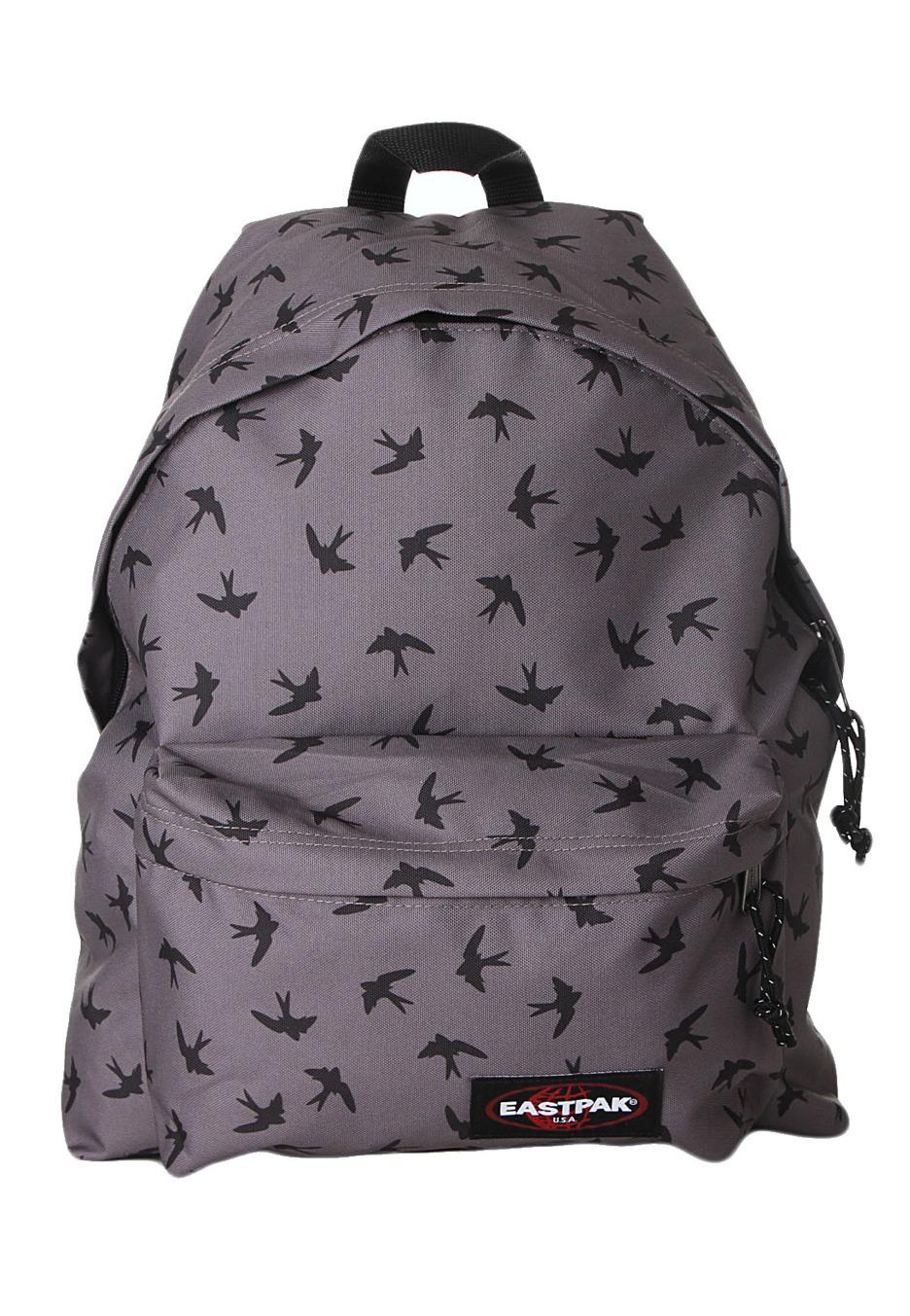 Eastpak Padded Pak R Backpack Black: Padded Pak´r Birdflock