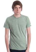Element - Basic II Green Heather - T-Shirt