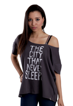 Element - City That Never Sleeps Off Black - Girly