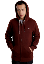 Element - Cornell IV Mahogany - Zipper