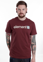 Element - Logo Auburn - T-Shirt