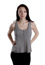 Element - Nina Off Black - Girl Tank
