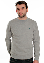 Element - Protected V Grey Heather - Sweater