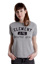Element - Signature Grey Heather Sweat - Girly