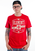 Element - Team Edition Chili - T-Shirt