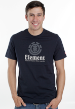 Element - Vertical III Total Eclipse - T-Shirt